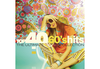 Top 40 - 60's Hits CD