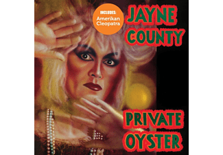 Jayne Country - Amerikan Cleopatra/Private Oysters - (CD)