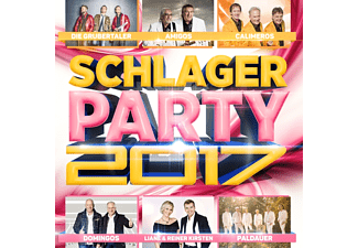VARIOUS - Schlager Party 2017 - (CD)