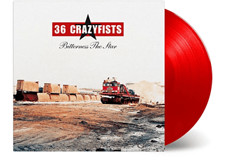 36 Crazyfists - Bitterness The Star (LTD Red Vinyl) - (Vinyl)