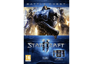 StarCraft II - Battle Chest PC