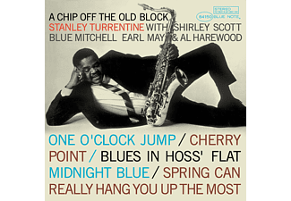 Stanley Turrentine - A Chip Off the Old Block (Vinyl LP (nagylemez))