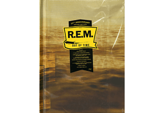 R.E.M. - Out Of Time (LTD 25th Anniversary Edt,3CD+Blu-Ray) - (CD + Blu-ray Disc)