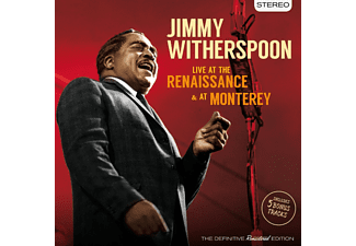 Jimmy Witherspoon - Live at the Renaissance (CD)