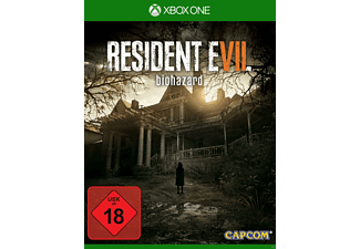Resident Evil 7 biohazard (Software Pyramide) [Xbox One]