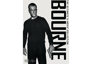 The Bourne Collection 1-5 DVD