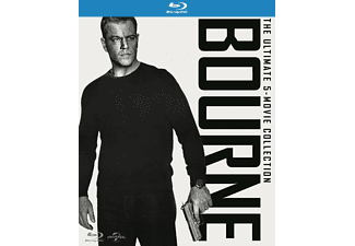 The Bourne Collection 1-5 Blu-ray