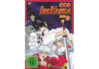 InuYasha – TV-Serie – Box 2 - (DVD)
