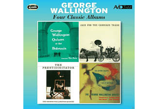George Wallington - Four Classic Albums - (CD)