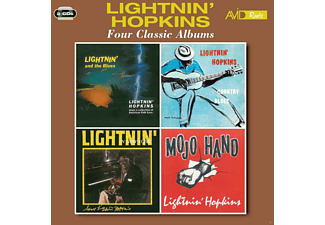 Lightnin' Hopkins - Four Classic Albums - (CD)