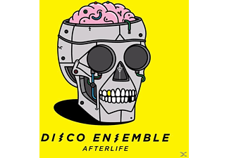 Disco Ensemble - Afterlife (Ltd.Yellow Vinyl) - (Vinyl)