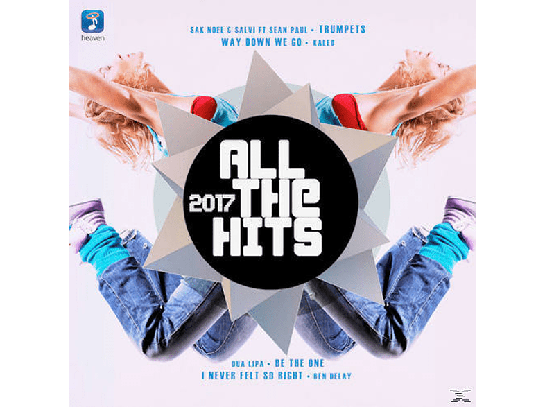 Various - All The Hits 2017 [CD]