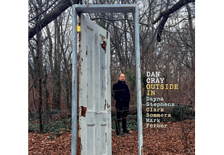 Dan Cray - Outside In - (CD)