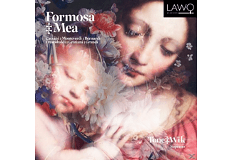 Tone/+ Wik - Formosa Mea - (CD)