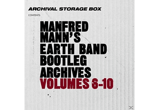 Manfred Mann's Earth Band - Bootleg Archives Volumes 6-10 (5CD Box Set) - (CD)