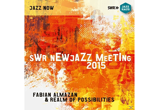 Almazan/Webber/Ferreira/Dingman/+ - SWR New Jazz Meeting 2015 - (CD)