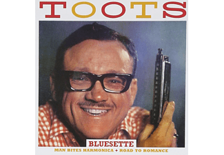 Toots Thielemans - Bluesette/Man Bites Harmonica/Road to Romance (CD)