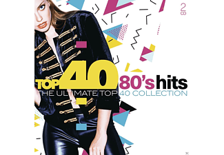 Top 40 - 80's Hits CD