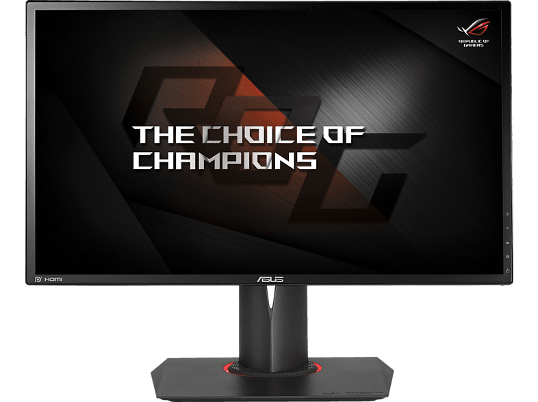 ASUS  PG248Q Full-HD Gaming Monitor (1 ms Reaktionszeit, G-SYNC, 144 Hz)   04712900388947