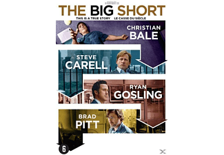 The Big Short : Le Casse du siècle DVD