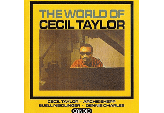 Cecil Taylor - The World of Cecil Taylor (CD)