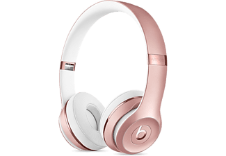 BEATS Casque audio sans fil Solo3 Rose Gold (MNET2ZM/A)