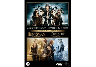 The Huntsman Box DVD