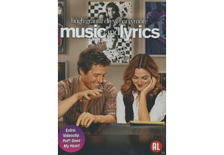 Music and Lyrics - DVD