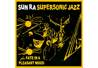 Sun Ra - Super Sonic Jazz/Fate in a Pleasant Mood (CD)