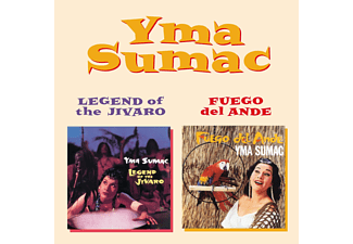 Sun Ra - Legend of the Jivaro/Fuego Del Ande (CD)