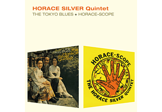 Horace Silver - The Tokyo Blues/Horace-Scope (CD)