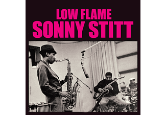Sonny Stitt - Low Flame/Feelin's (CD)