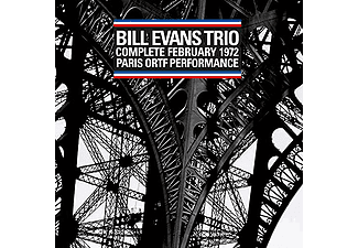 Bill Evans Trio - Live in Paris 1972 (CD)