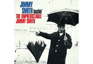 Jimmy Smith - Bashin'/Jimmy Smith Plays Fats Waller (CD)