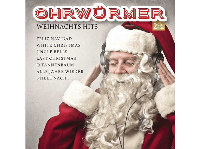 VARIOUS - Ohrwürmer - Weihnachtshits [CD]