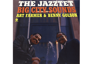 Art Farmer, Benny Golson - Jazztet Big City Sounds (High Quality Edition) (Vinyl LP (nagylemez))
