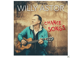 Willy Astor - Chance Songs - (CD)