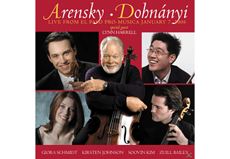 Bailey - Arensky Serenade - (CD)