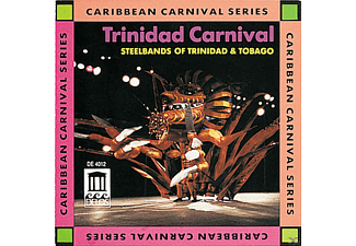 CEMENT LTD.SKIFFLE BUNCH/+ - Trinidad Carnival/Steel Bd. - (CD)