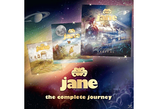Werner Nadolny's Jane - The Complete Journey - (CD)