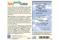 Galbraith, Romero, Lagq - Baby Needs Guitar - (CD)