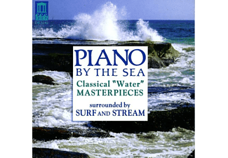 Carol Rosenberger - Piano By The Sea/Rosenberge - (CD)