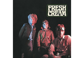 Cream - Fresh Cream (LTD DLX Edt/3CD+Blu-Ray Audio) [CD + Blu-ray Audio]