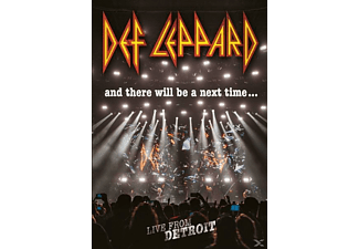 Def Leppard - And There Will Be A Next Time...Live From Detroit - (DVD)