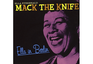 Ella Fitzgerald - Ella in Berlin: Mack the Knife (CD)