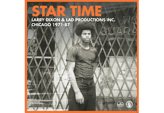 Larry Dixon - Star Time (Remastered 2CD) - (CD)