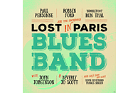 Paul Personne, Robben Ford, Ron Thal - Lost In Paris Blues Band [CD]