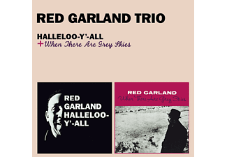Red Garland - Halleloo-Y'-All / When There are Grey Skies (CD)