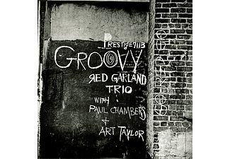 Red Garland Trio - Groovy (CD)