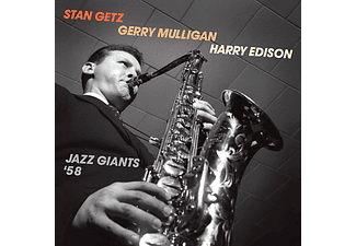Stan Getz, Gerry Mulligan, Harry Edison - Jazz Giants '58 (CD) (CD)